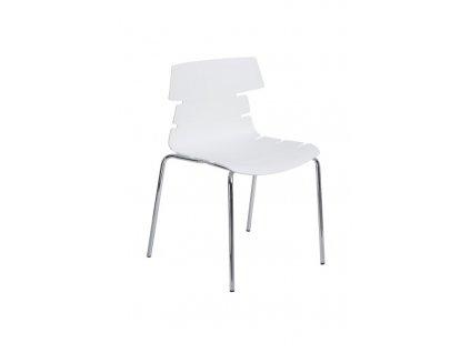 Židle Techno 4 PP bílá