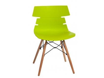 Židle Techno DSW PP zelená