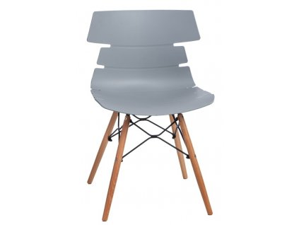 Židle Techno DSW PP šedá
