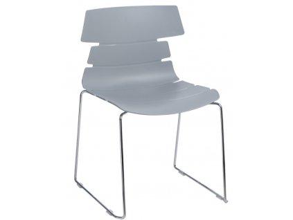Židle TECHNO SL pp šedá