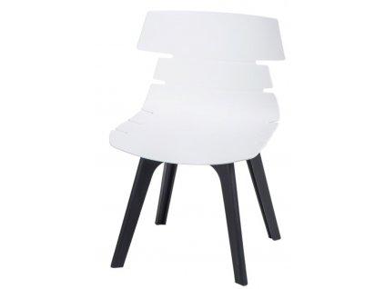Židle Techno STD PP bílá