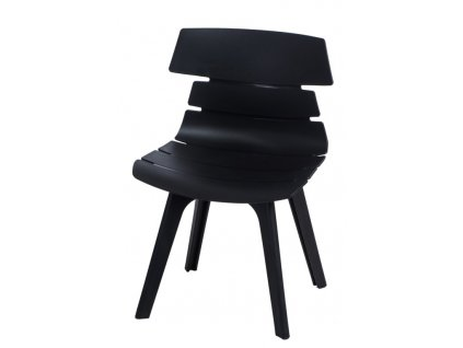 Židle Techno STD PP černá