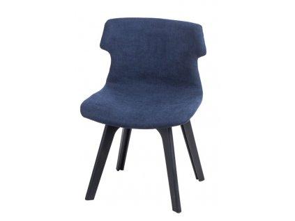 Židle Techno STD polstrování modré 1817