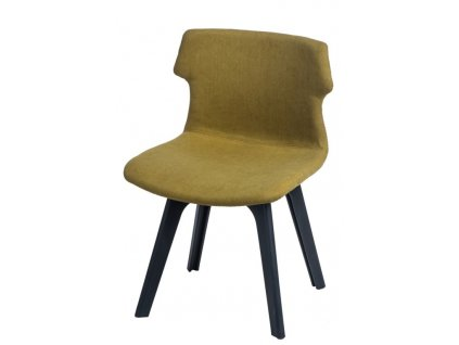 Židle Techno STD polstrování zelené 1816