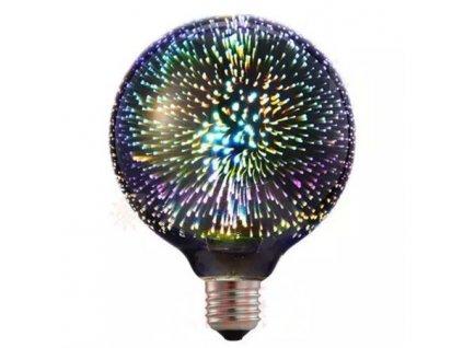 Žárovka LED 3D