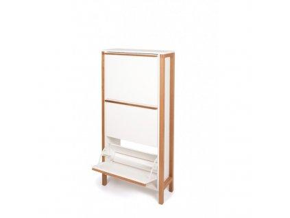 woodman northgate shoe cabinet 3 door (1)