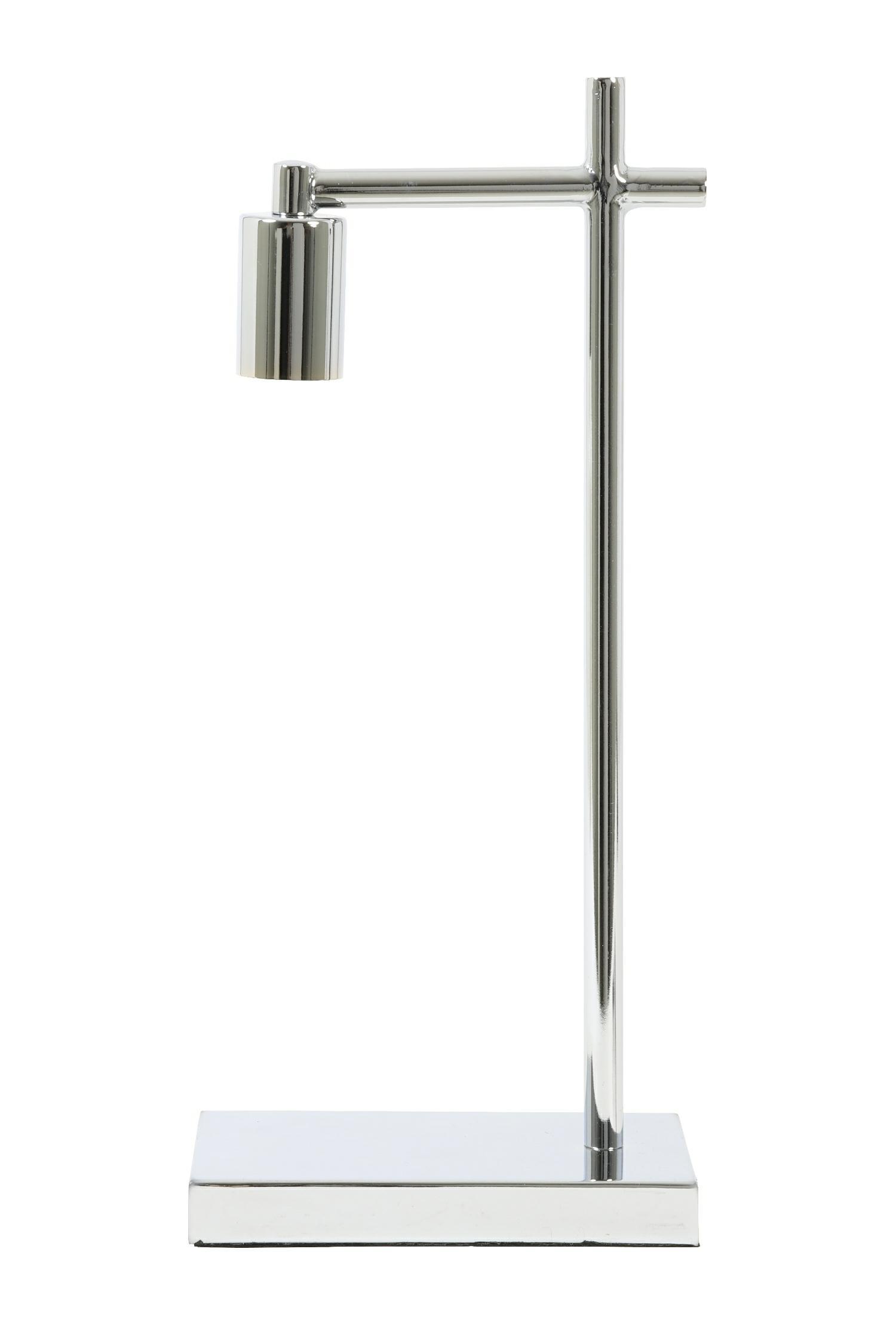 Lampa stolní Cobry chrom