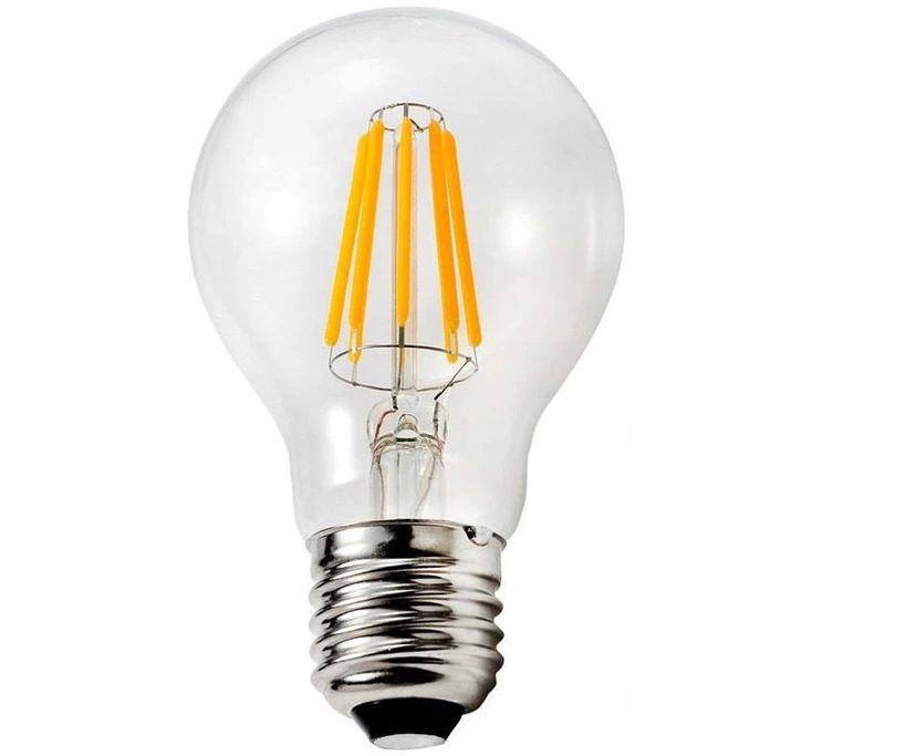 Žárovka LED Filamento 6W Edison