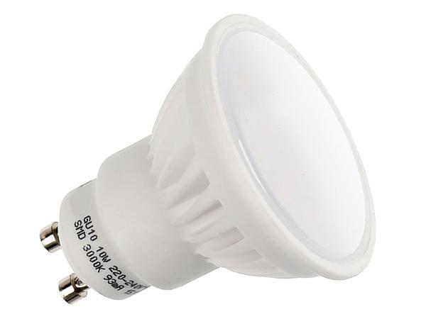 Žárovka LED GU10 10W neutrální