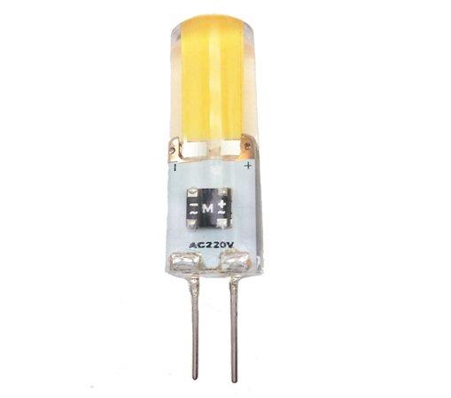 Žárovka LED G4 2W teplá bílá