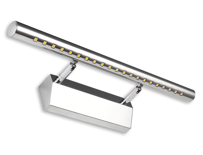 Nástěnná lampa LED koupelna, lampa nad zrcadlo 7W 55 cm