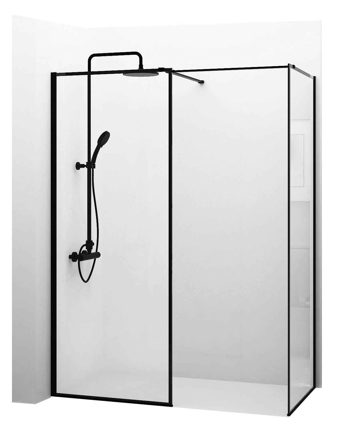 Kabina sprchová Bler 70-90 cm - Kabina Bler 1: 80x90