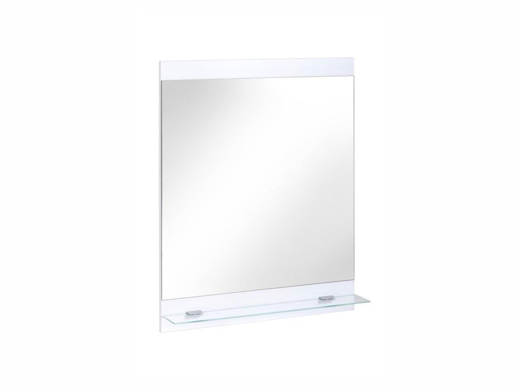 Zrcadlo koupelnové ADEL 45 cm s policí