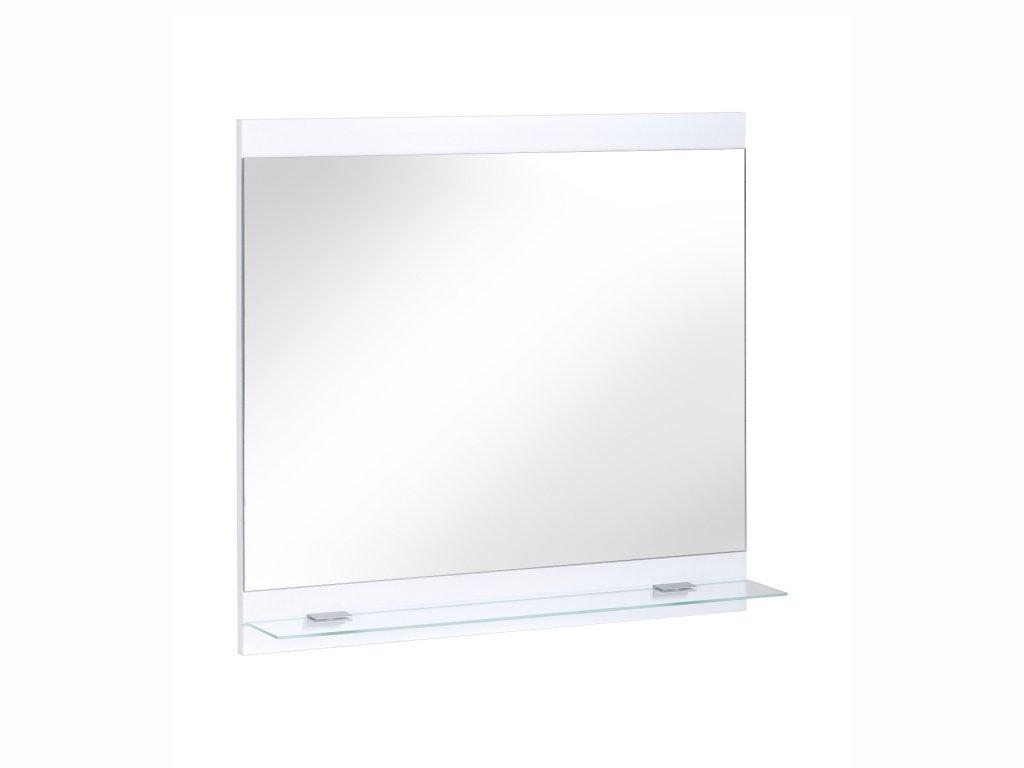 Zrcadlo koupelnové ADEL 80 cm s policí