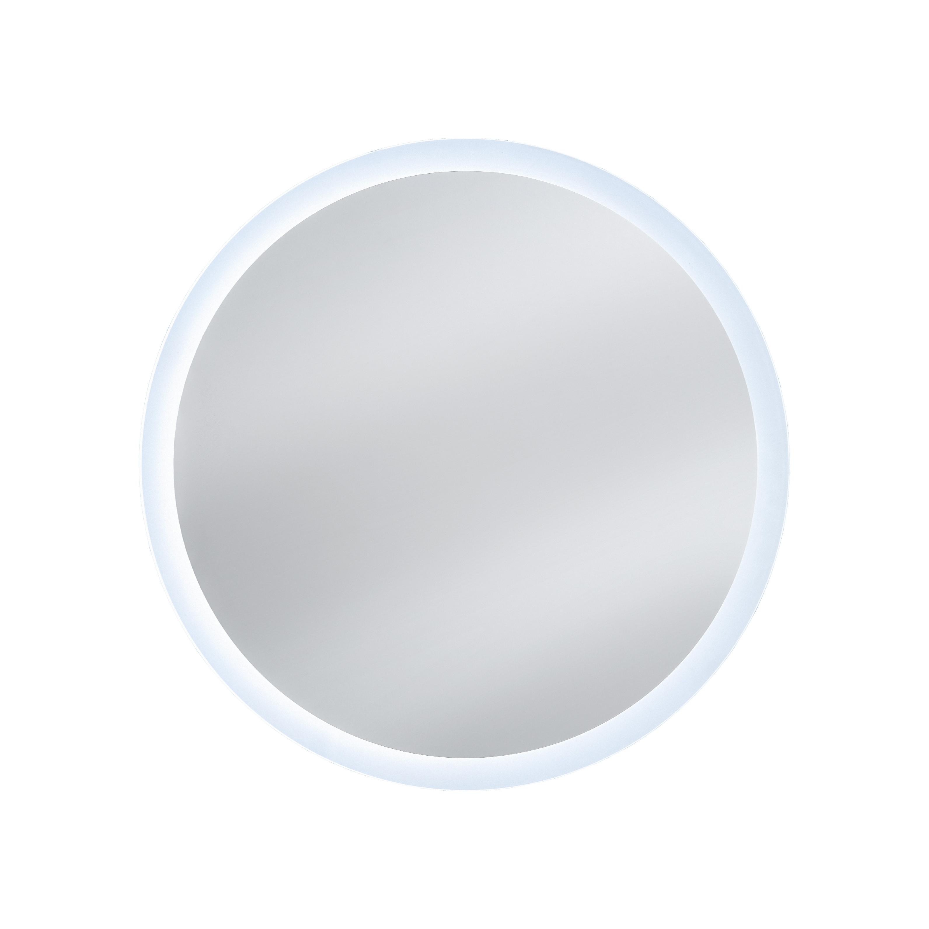 Zrcadlo VENUS kulaté 80 cm LED světlo