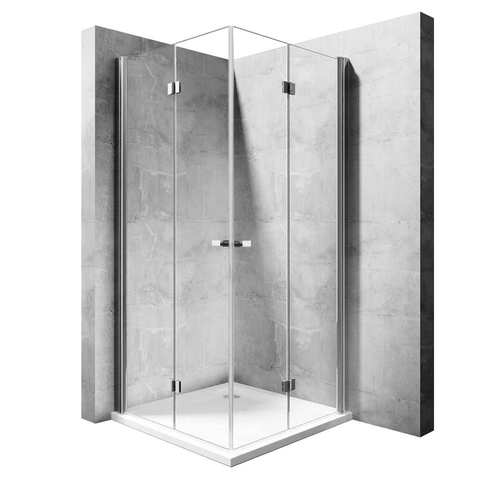Kabina sprchová DOUBLE MY SPACE 70  Varianta produktu - Dveře: 70