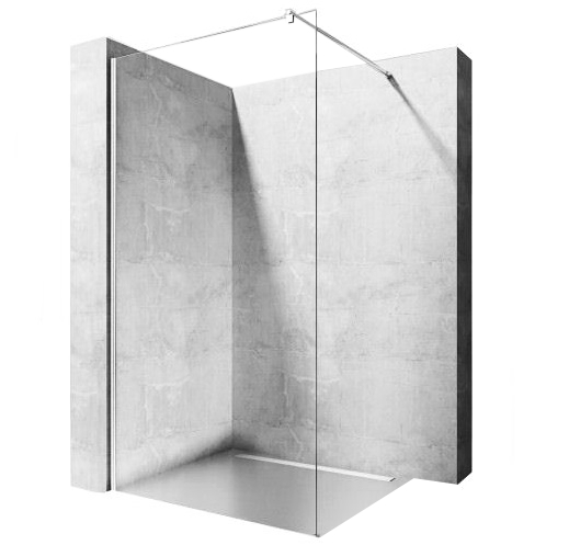 Stěna sprchová REA FLEXI |Varianta produktu - 110 cm