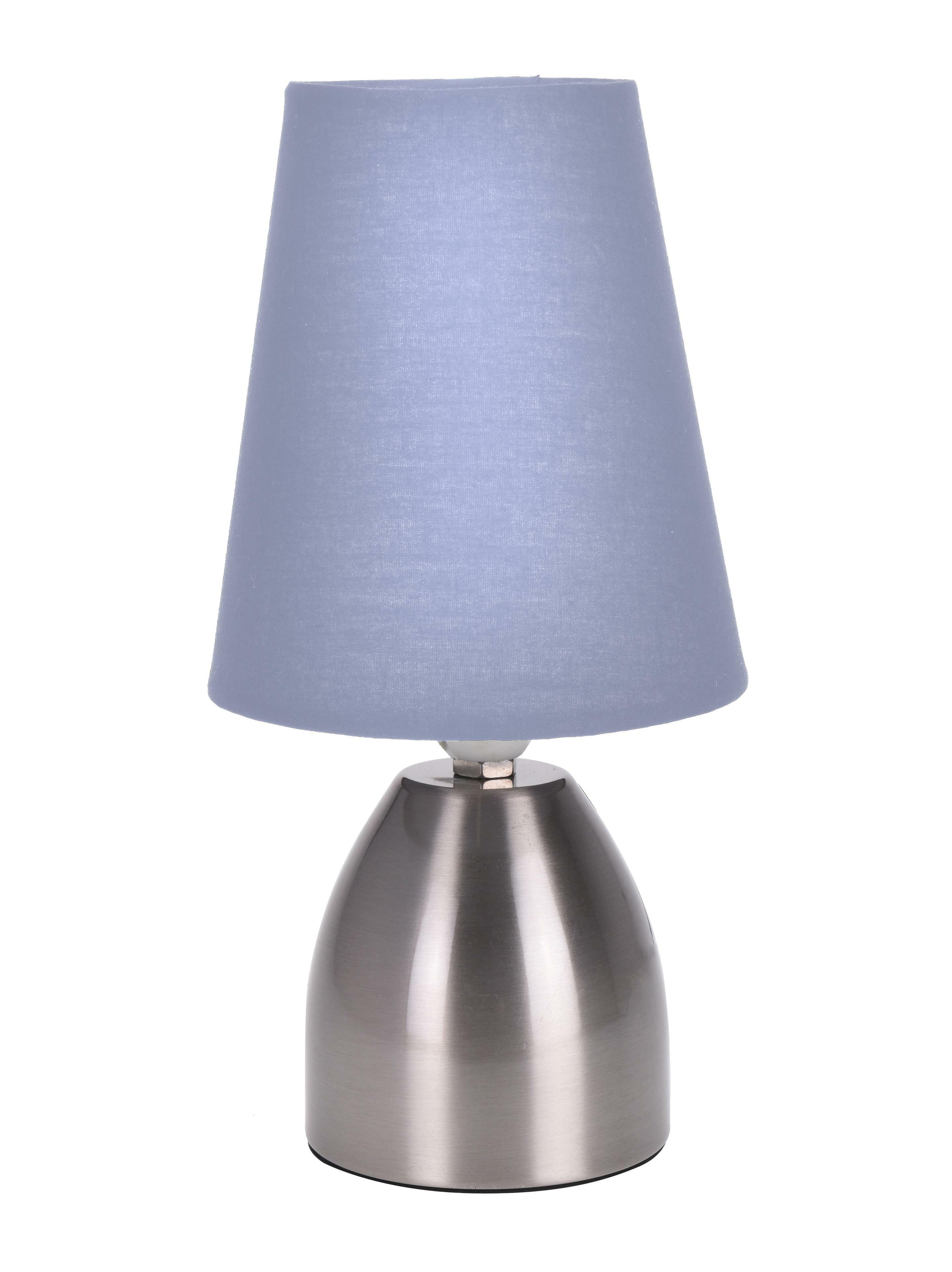Lampa stolní Paris šedá