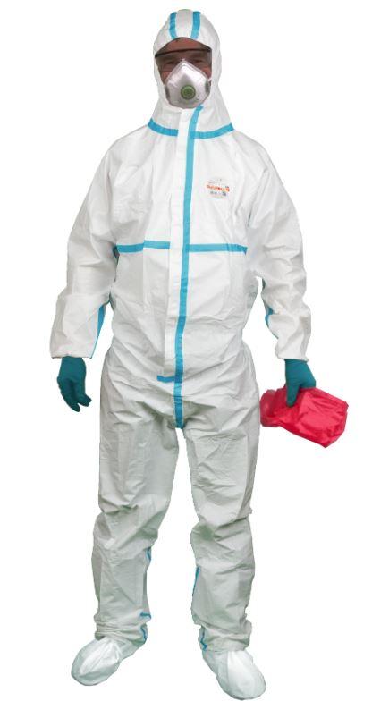 SET biologické ochrany OXY vel.XL 1ks antiCOVID19 - vyrobeno v EU