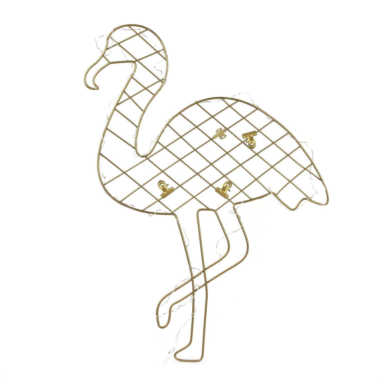 Rámeček na fotografie Flaming zlatý
