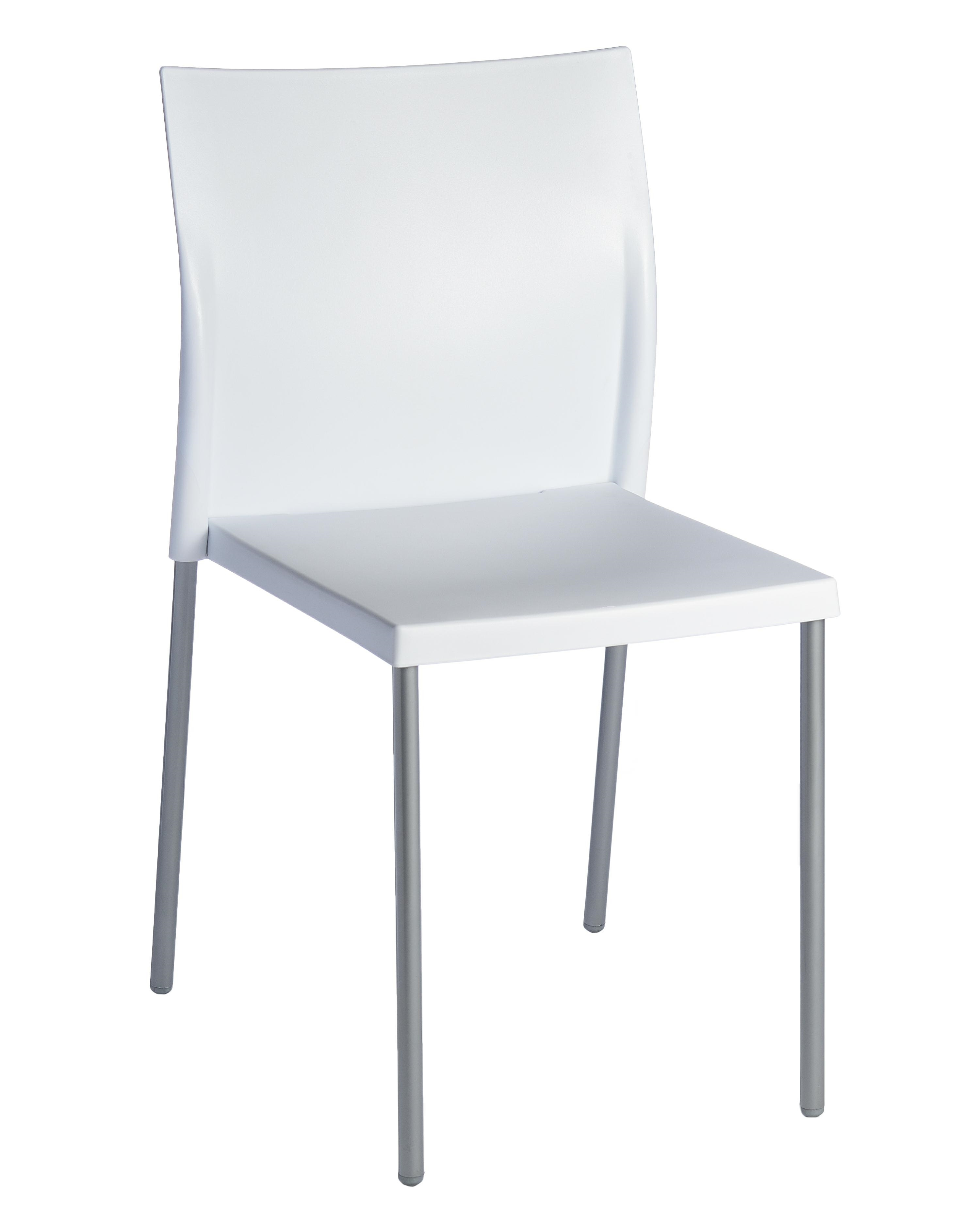 Židle Bikini bílá