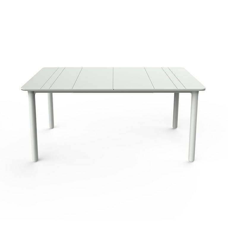 Stůl Noa bílý 160x90