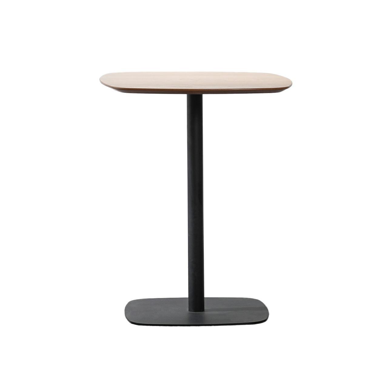 Stůl Mizo dub/černý