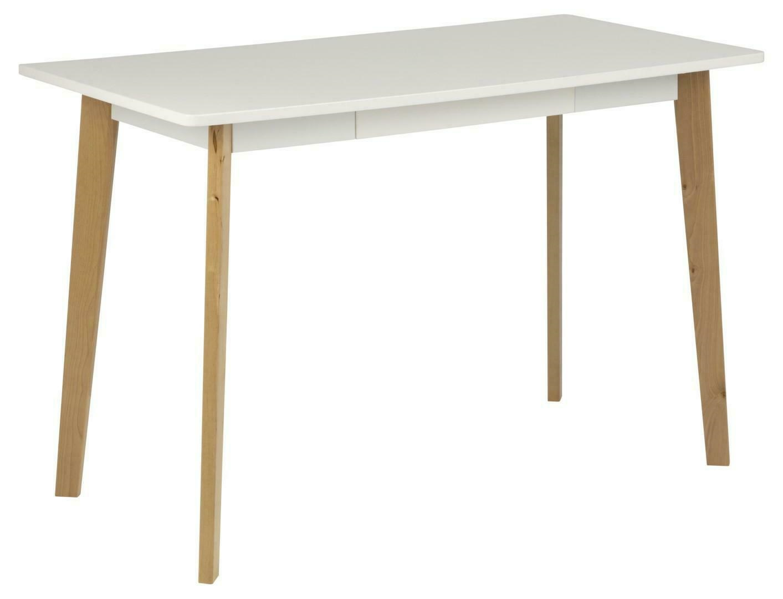 Psací stůl Raven bílý