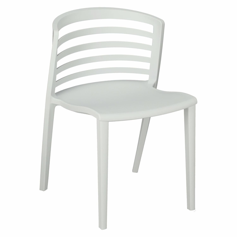 Židle Muna bílá