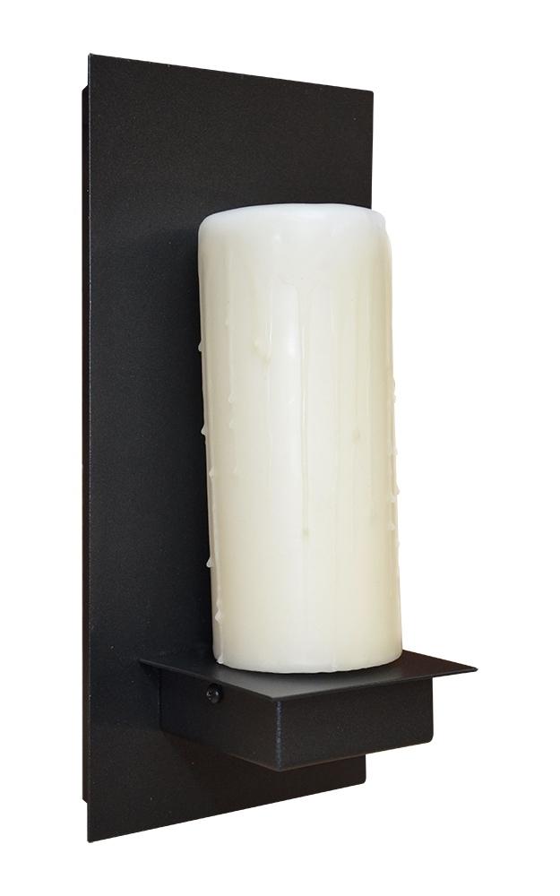 Nástěnná svíčka CANDLE
