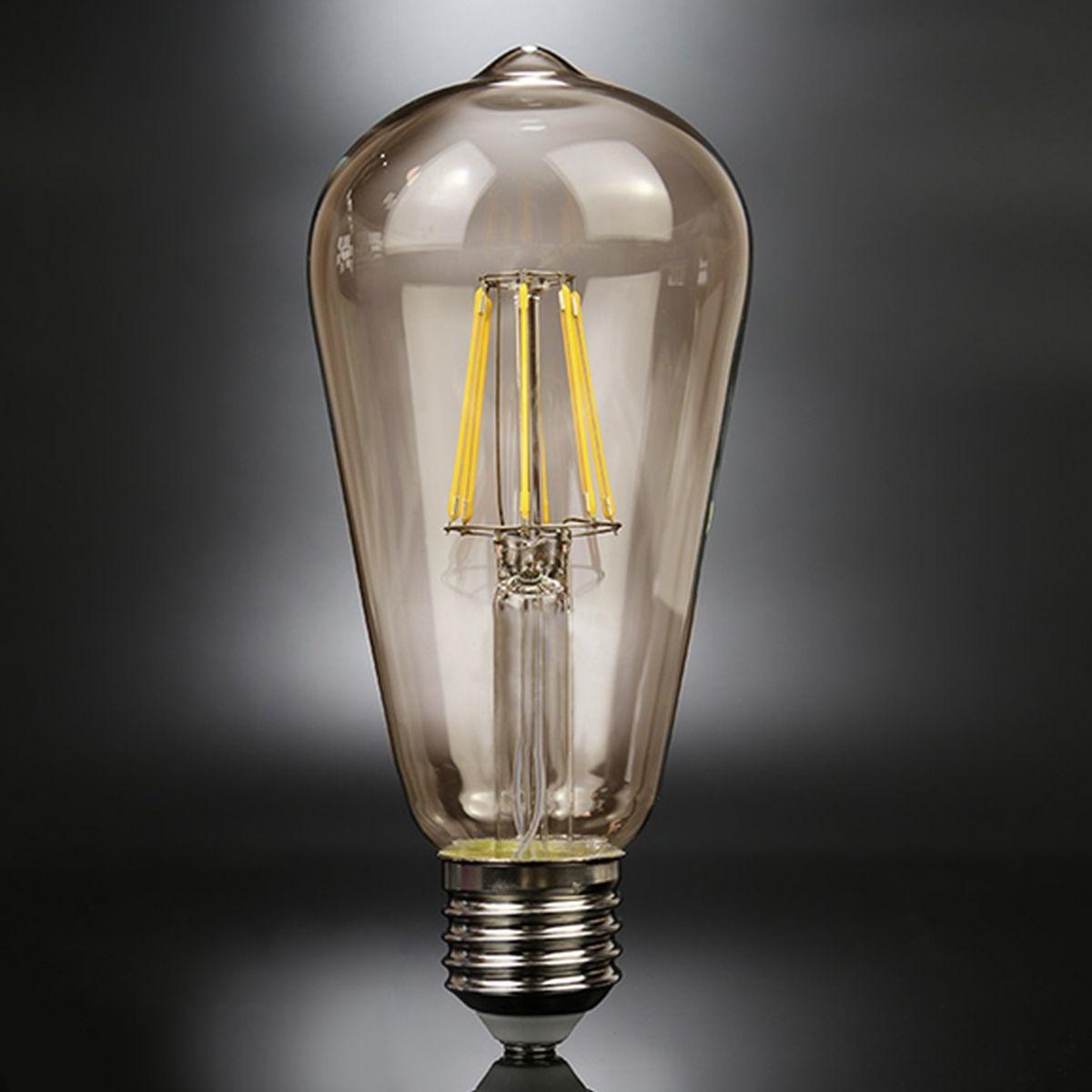 Žárovka EDISON led 6w bf19