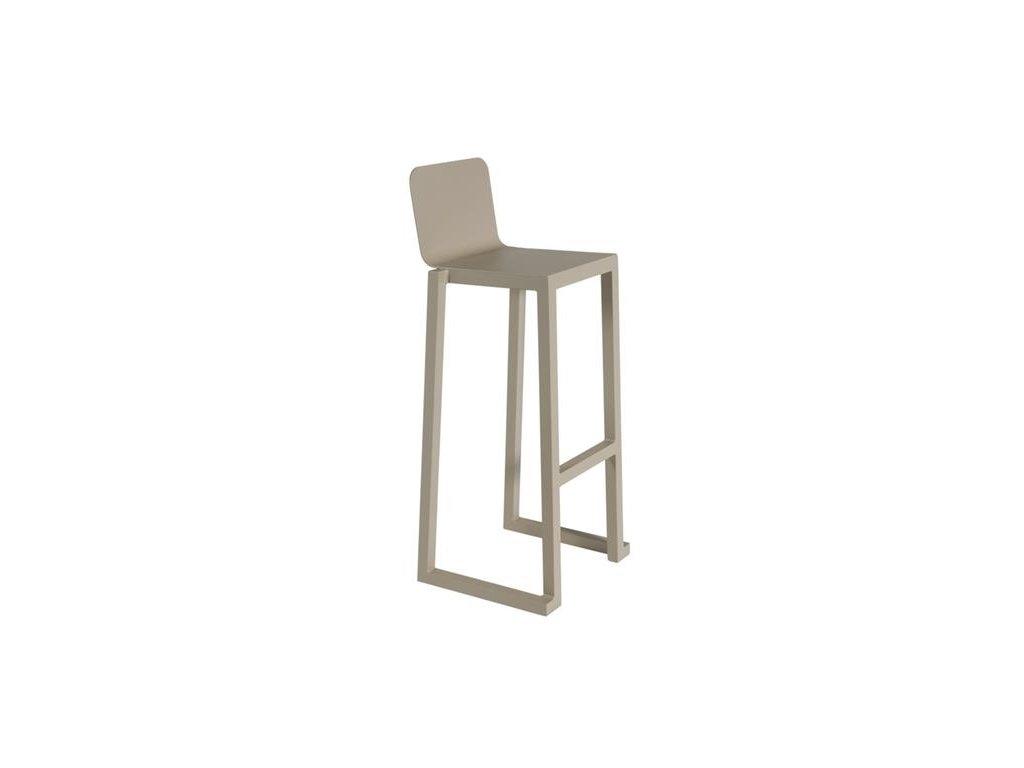 Barová stolička Barcino piesková