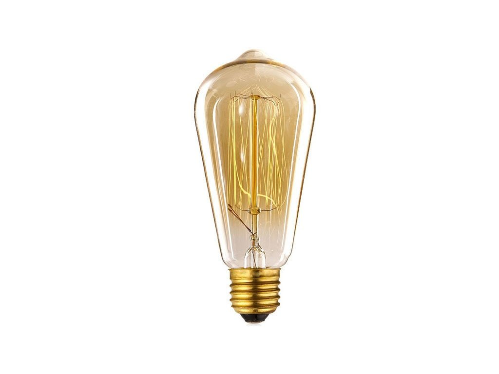 Edisonova žiarovka 40V BF19