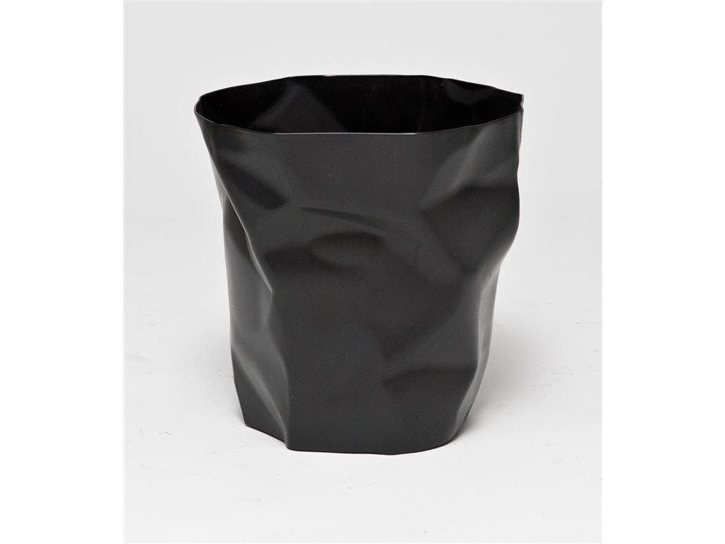 """Kôš na odpadky """"Papier"""" čierny"""