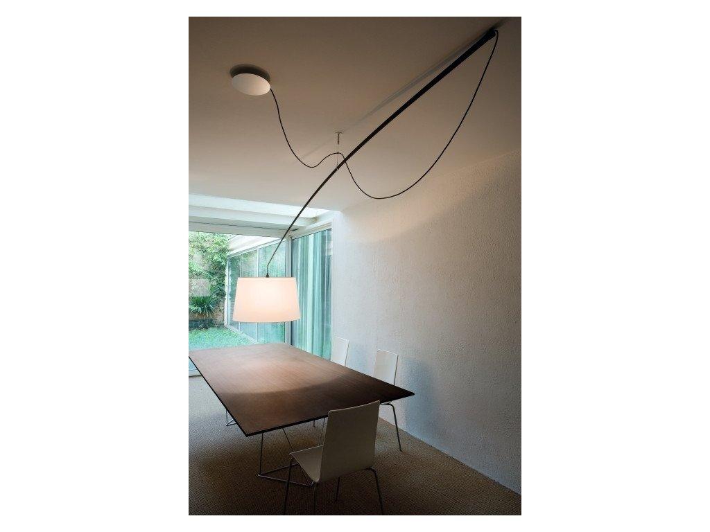 Luster - Lampa Robinson tienidlo bez, sr. 64 cm