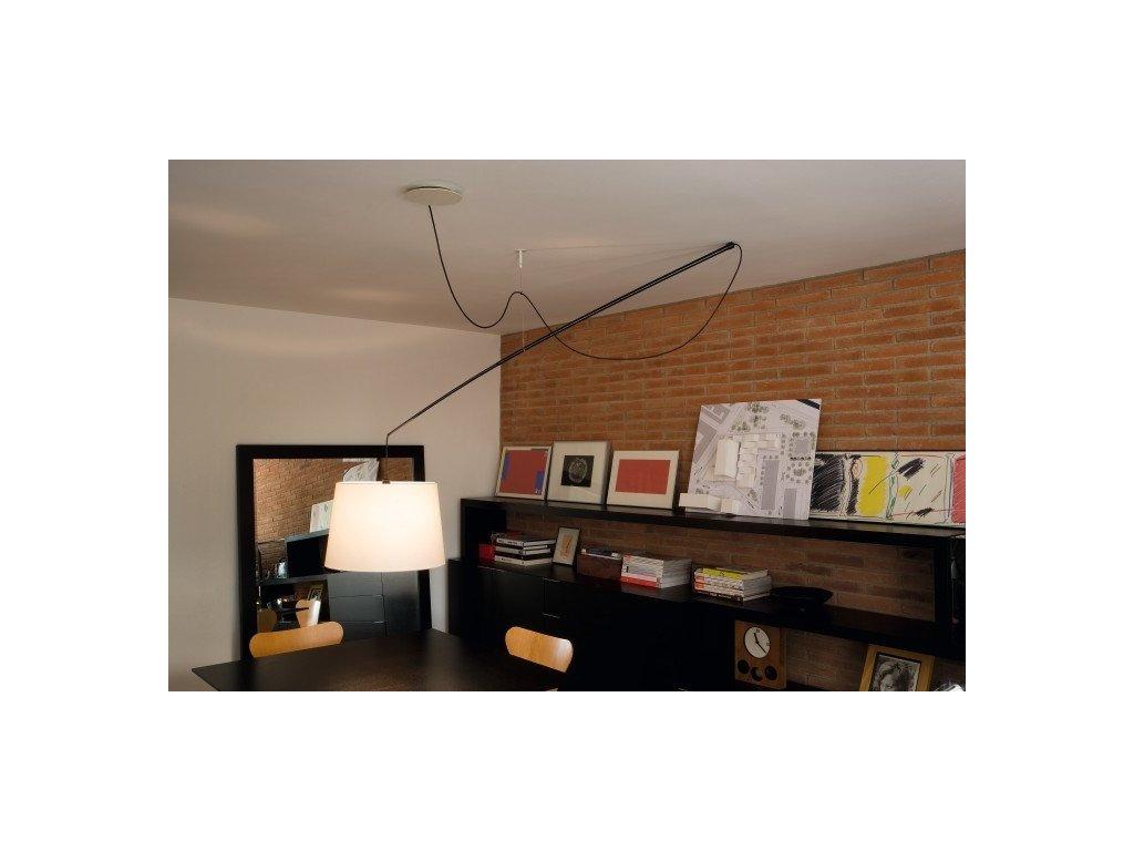 Luster - Lampa Robinson tienidlo béžovej, sr. 50 cm