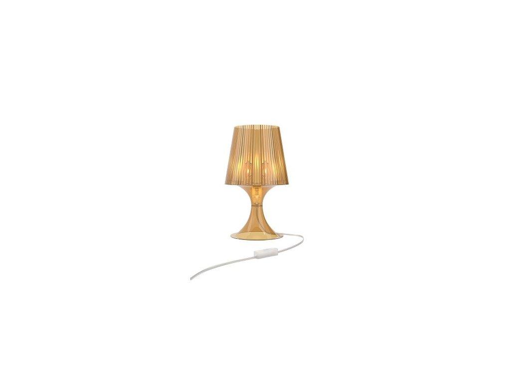 Lampa Smart jantárová transparent