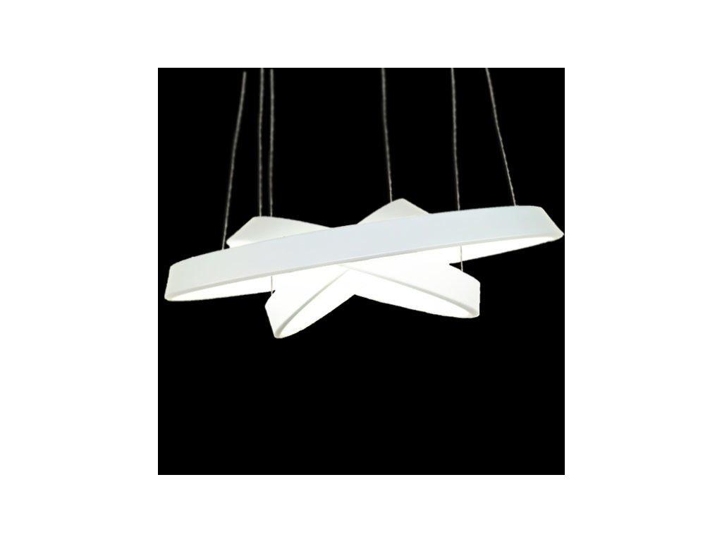 Luster - Lampa závesná SMD 12 biela
