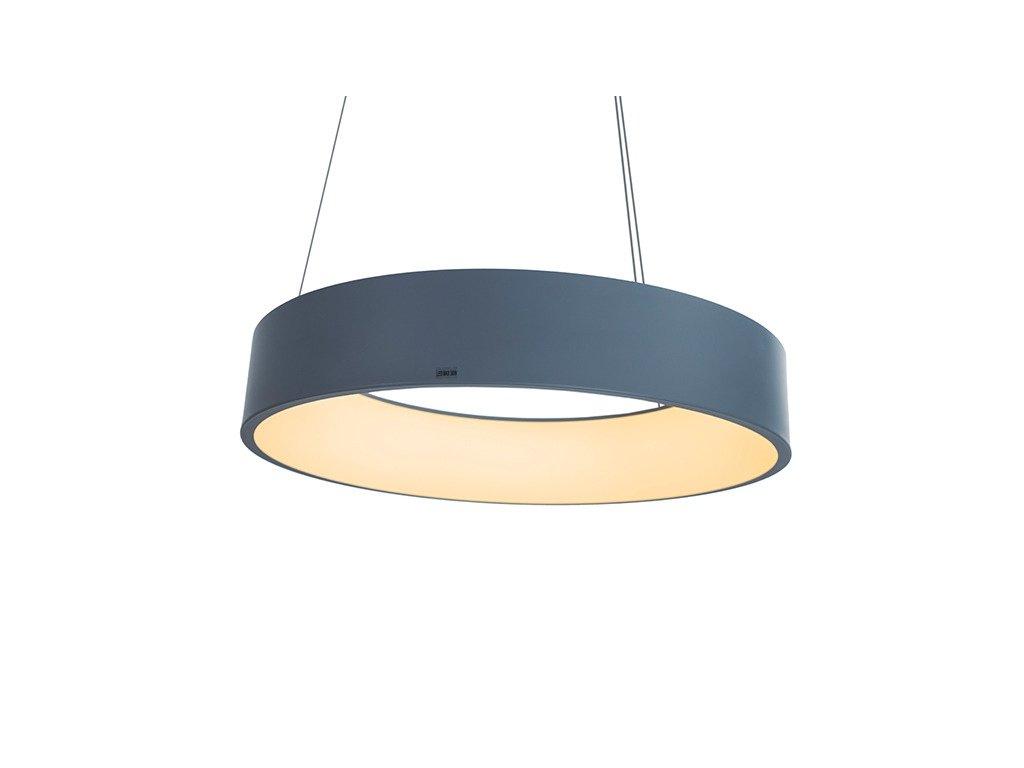 Luster - Lampa závesná SMD 3 šedá