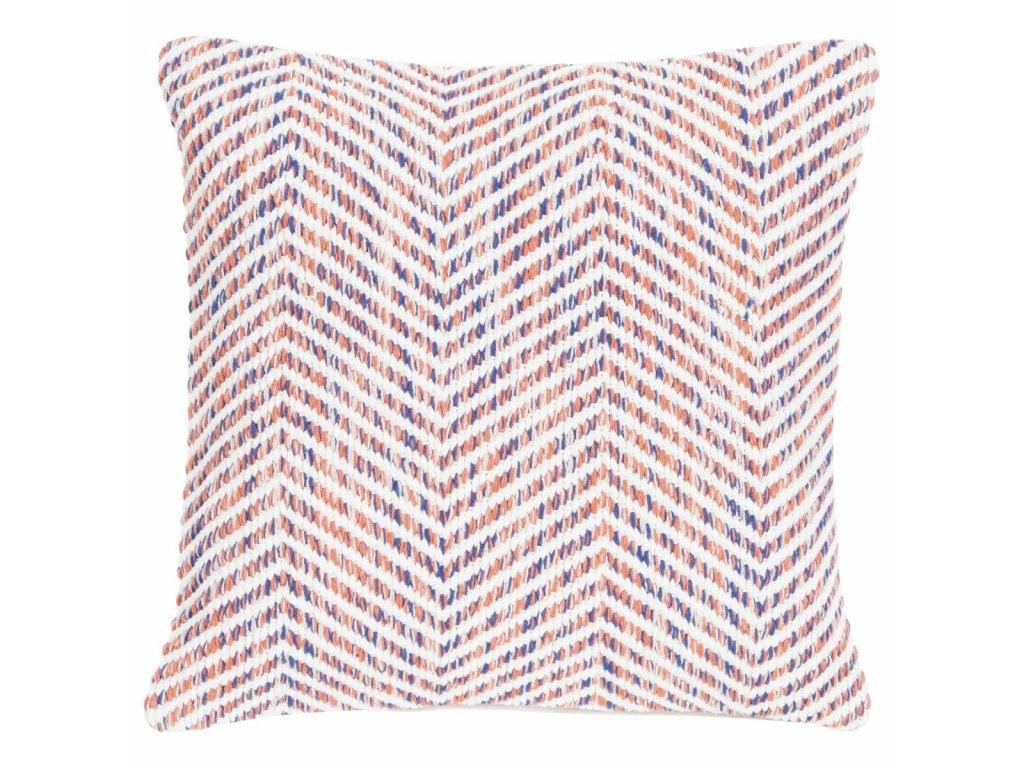 Vankúš Melange Zigzag 45x45