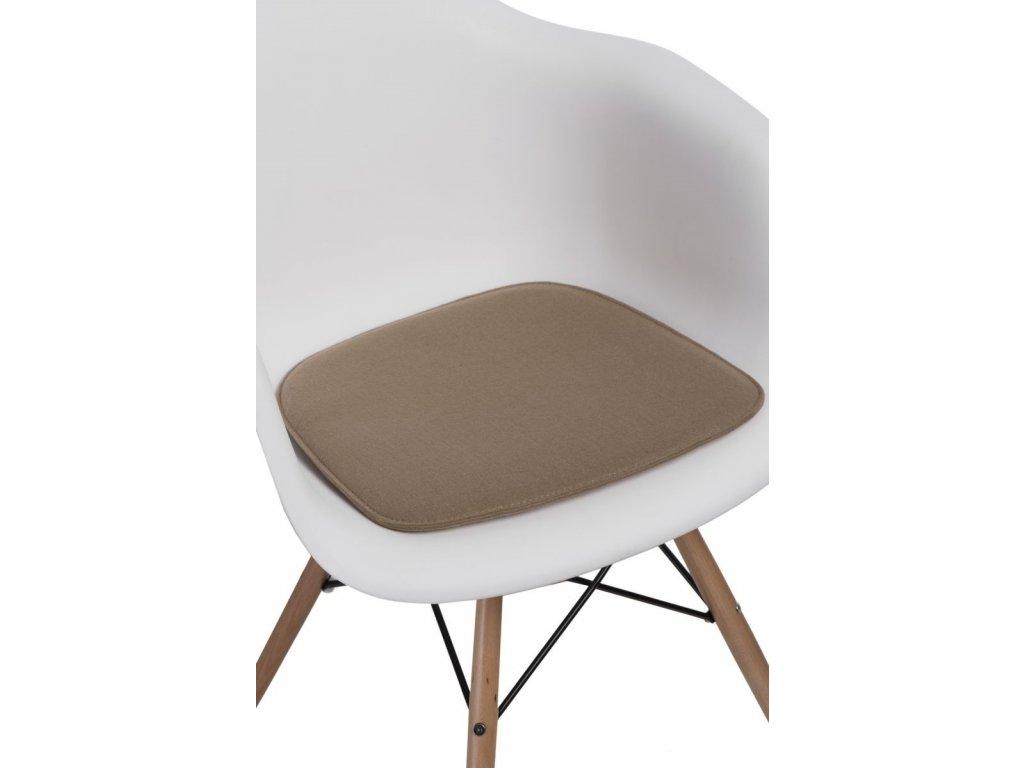 Vankúš na stoličky Arm Chair béžový