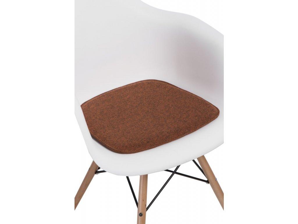 Vankúš na stoličky Arm Chair po.směs