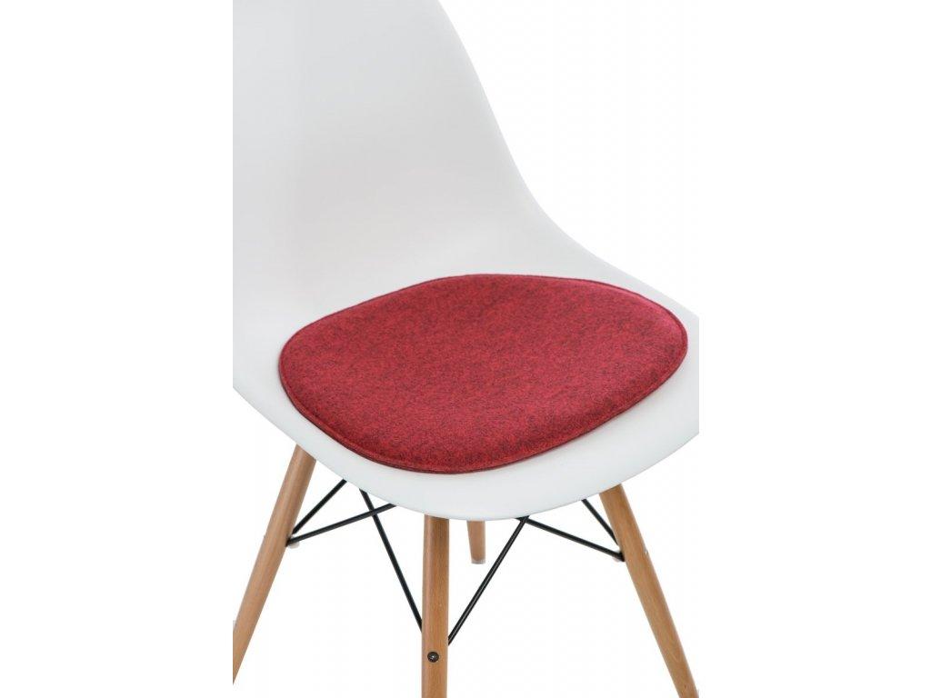 Vankúš na stoličky Side Chair cze. mel.
