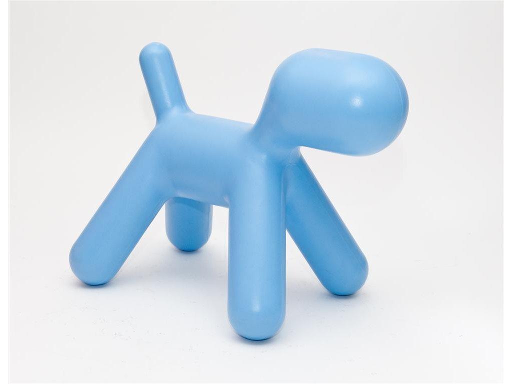 Sedadlo Pes modré