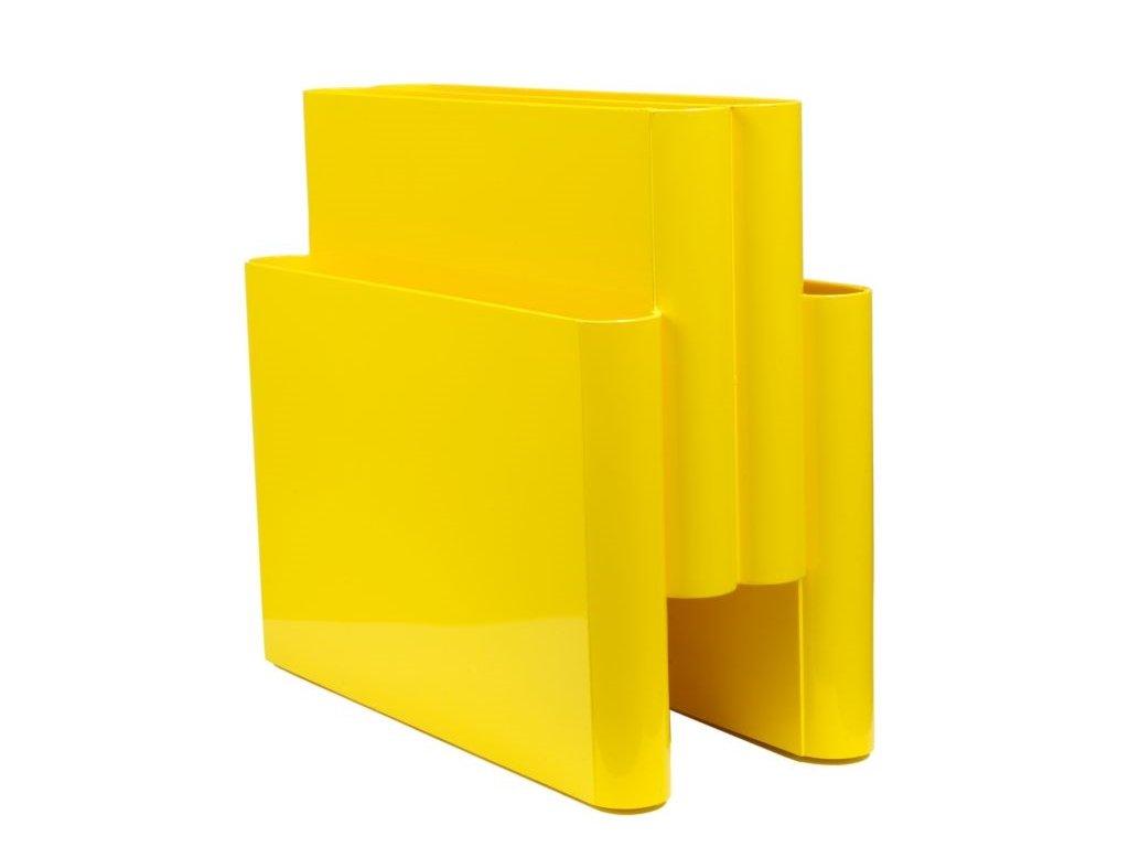 Stojan na časopisy BS01 žltý