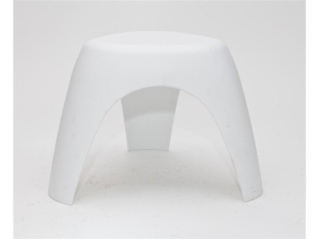 Stolička Fanta biely