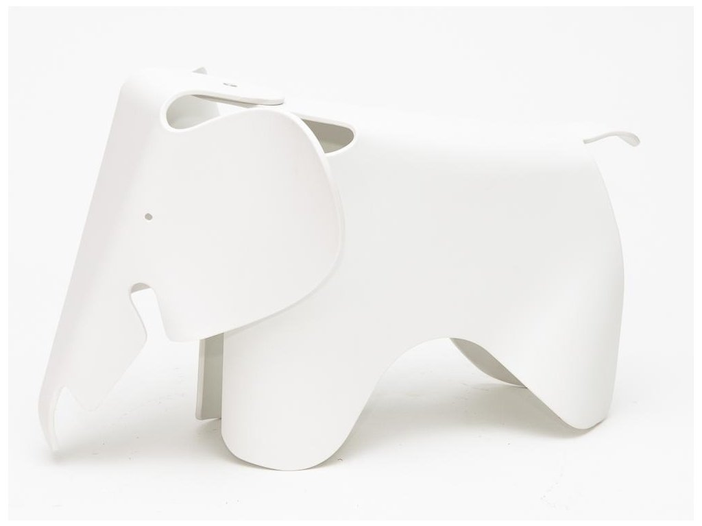 Stolík Sloníča biely