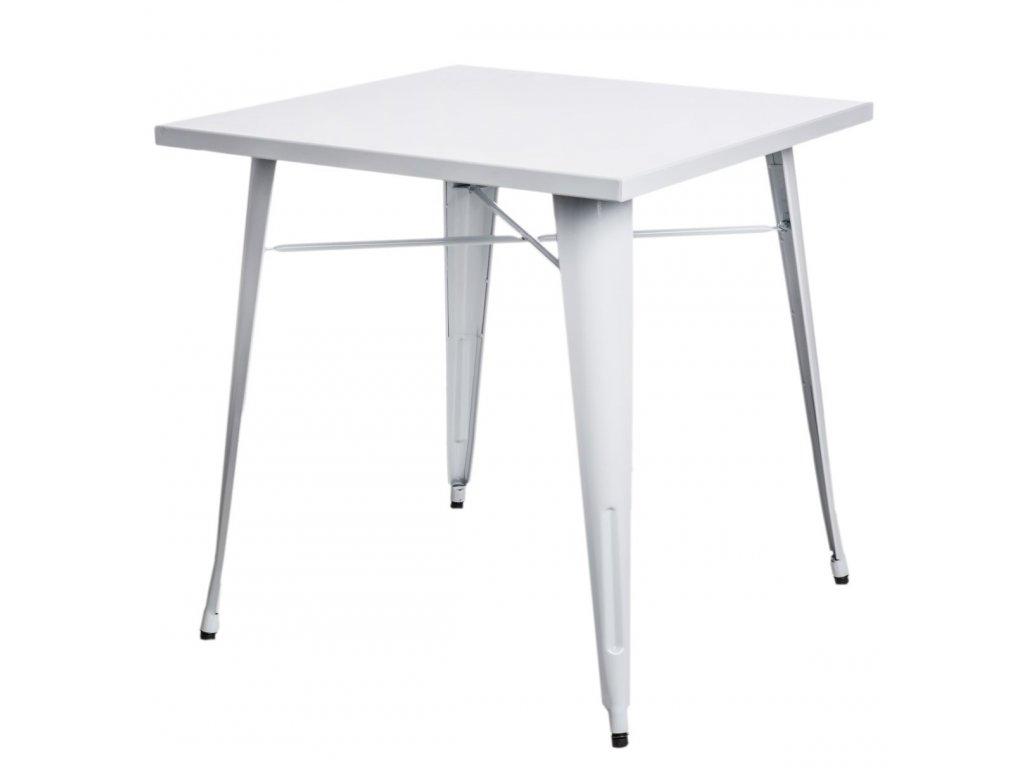 Stôl Paris biely