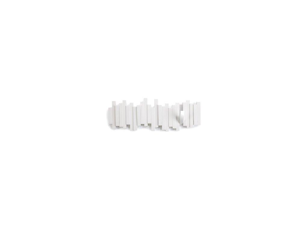 Vešiak Sticks Multi biely