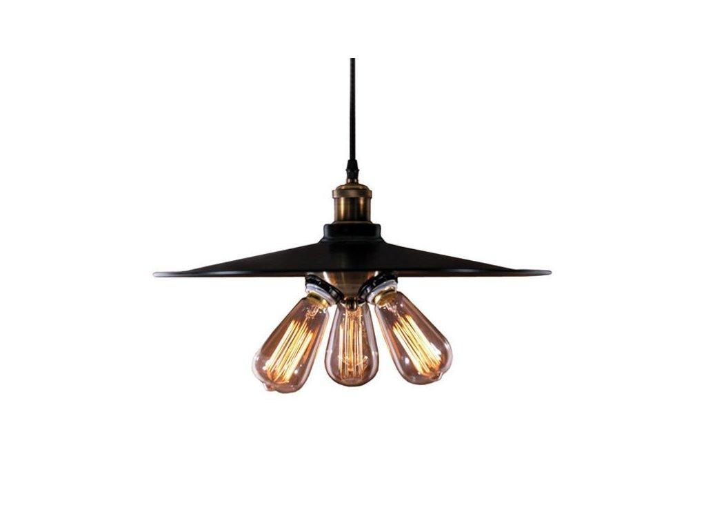 Luster - Závesná lampa Eindhoven Loft 1